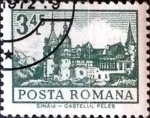 Stamps : Europe : Romania :  Intercambio 0,20 usd 3,45 l. 1972