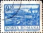 Sellos del Mundo : Europa : Rumania : Intercambio 0,20 usd 9,10 l. 1972