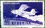 Sellos de Europa - Rumania -  Intercambio cxrf2 0,20 usd 40 B. 1960