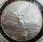 monedas de America - México -  2011 (Anverso)
