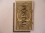Stamps Ecuador -  Timbre Fiscal.