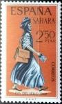 Sellos de Europa - España -  Intercambio cxrf 0,45 usd 2,50 p. 1968