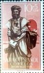 Sellos del Mundo : Europa : España : Intercambio jxi 0,20 usd 10 + 5 cent. 1959