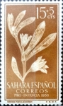 Sellos del Mundo : Europa : España : 15 + 5 cent. 1956