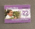 Stamps America - Costa Rica -  Pro ciudad de los niños