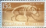 Sellos del Mundo : Europa : España :  Intercambio cxrf 0,25 usd 15 + 5 cent. 1957