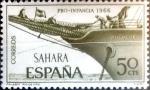 Sellos de Europa - España -  Intercambio jxi 0,20 usd 50 cent. 1966
