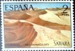 Sellos del Mundo : Europa : España :  Intercambio jxi 0,25 usd 2 p. 1973