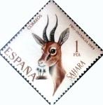 Sellos de Europa - España -  Intercambio jxi 0,20 usd 1 p. 1969