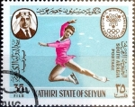 Stamps : Asia : Yemen :  Intercambio cxrf 0,20 usd 35 f. 1969