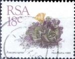 Sellos del Mundo : Africa : Sudáfrica : Intercambio 0,20 usd 18 cent. 1988