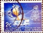Sellos del Mundo : Africa : Sudáfrica : Intercambio 0,20 usd 2 cent. 1968