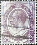 Stamps : Africa : South_Africa :  Intercambio 0,20 usd 2 p. 1913