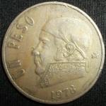 monedas de America - México -  1978 (Anverso)