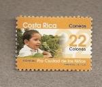 Stamps Costa Rica -  Pro ciudad de los niños
