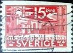 Sellos del Mundo : Europa : Suecia : 15 o. 1935