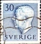 Sellos del Mundo : Europa : Suecia : Intercambio 0,20 usd 30 o. 1957