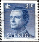 Sellos de Europa - Suecia -  Intercambio 0,20 usd 2,10 k. 1986