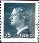 Sellos de Europa - Suecia -  Intercambio 0,20 usd 75 o. 1974
