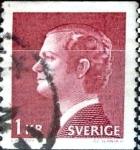 Stamps : Europe : Sweden :  Intercambio 0,20 usd 1 k. 1974