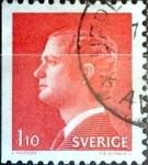 Sellos del Mundo : Europa : Suecia : 1,10 k. 1977
