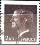 Sellos de Europa - Suecia -  Intercambio 0,20 usd 2 k. 1980
