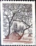 Sellos de Europa - Suecia -  Intercambio 0,20 usd 50 o. 1973