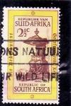 Sellos de Africa - Sudáfrica -  MONUMENTO