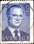 Sellos de Europa - Suecia -  Intercambio 0,30 usd 5 k. 1997