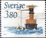 Sellos del Mundo : Europa : Suecia : Intercambio 0,75 usd 3,80 k. 1989
