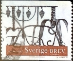 Sellos de Europa - Suecia -  Intercambio 0,40 usd 5 k. 1998