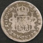 monedas de America - Perú -  1774 - 1.00 REAL (A)