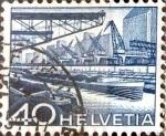 Stamps Switzerland -  Intercambio 0,20  usd 40 cent. 1949