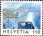 Sellos del Mundo : Europa : Suiza :  Intercambio 0,75  usd 110 cent.  1998