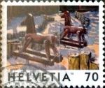 Sellos del Mundo : Europa : Suiza :  Intercambio ma4xs 0,30  usd 70 cent.  1998