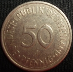 monedas del Mundo : Europa : Alemania :  1979 (Reverso)