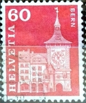 Stamps : Europe : Switzerland :  Intercambio 0,20 usd 60 cent. 1960