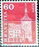 Sellos del Mundo : Europa : Suiza : Intercambio 0,20 usd 60 cent. 1960