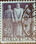 Stamps Switzerland -  Intercambio 0,20 usd 50 cent. 1941