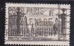 Sellos de Europa - Francia -  PLAZA STANISLAS- NANCY