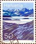 Stamps Switzerland -  Intercambio 0,20 usd 50 cent. 1991