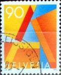 Sellos de Europa - Suiza -  Intercambio 0,75 usd 90 cent. 1995