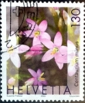 Stamps : Europe : Switzerland :  Intercambio 0,90 usd  130 cent. 2003