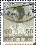 Stamps : Asia : Thailand :  Intercambio 0,20 usd  50 st. 1979