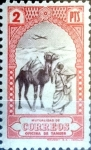 Stamps : Europe : Spain :  Intercambio 1,00 usd  2 p. 1949