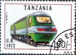 Sellos del Mundo : Africa : Tanzania : Intercambio 1,60 usd  100 sh. 1991