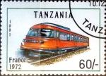 Stamps : Africa : Tanzania :  Intercambio aexa 1,10 usd  60 sh. 1991