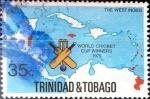 Stamps : America : Trinidad_y_Tobago :  Intercambio cxrf 0,55 usd  35 cent. 1976