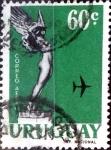 Sellos del Mundo : America : Uruguay : Intercambio 0,20 usd  60 cent. 1960