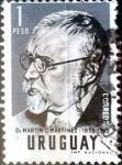 Sellos del Mundo : America : Uruguay : Intercambio 0,20 usd  1 p. 1960